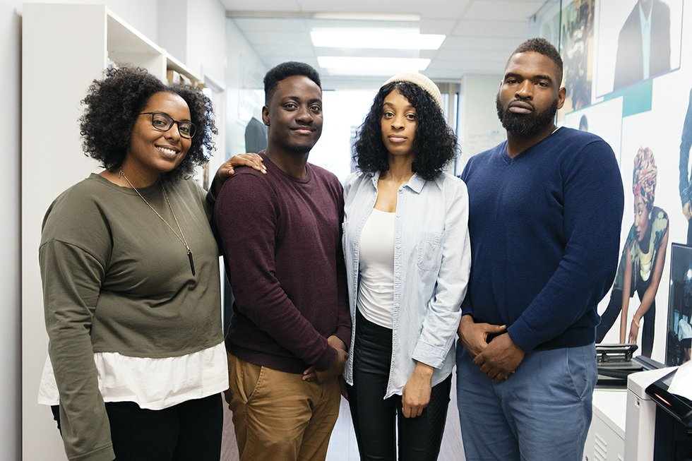 CEE Centre for Young Black Professionals gets $650K