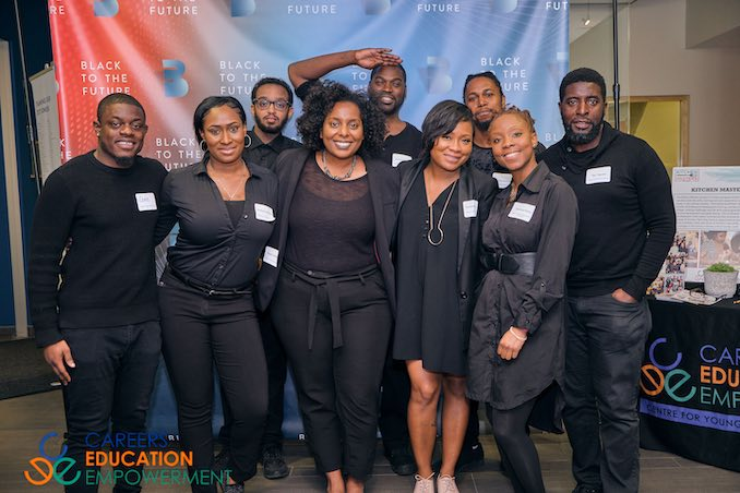 Charitable Choices: CEE Centre For Young Black Professionals
