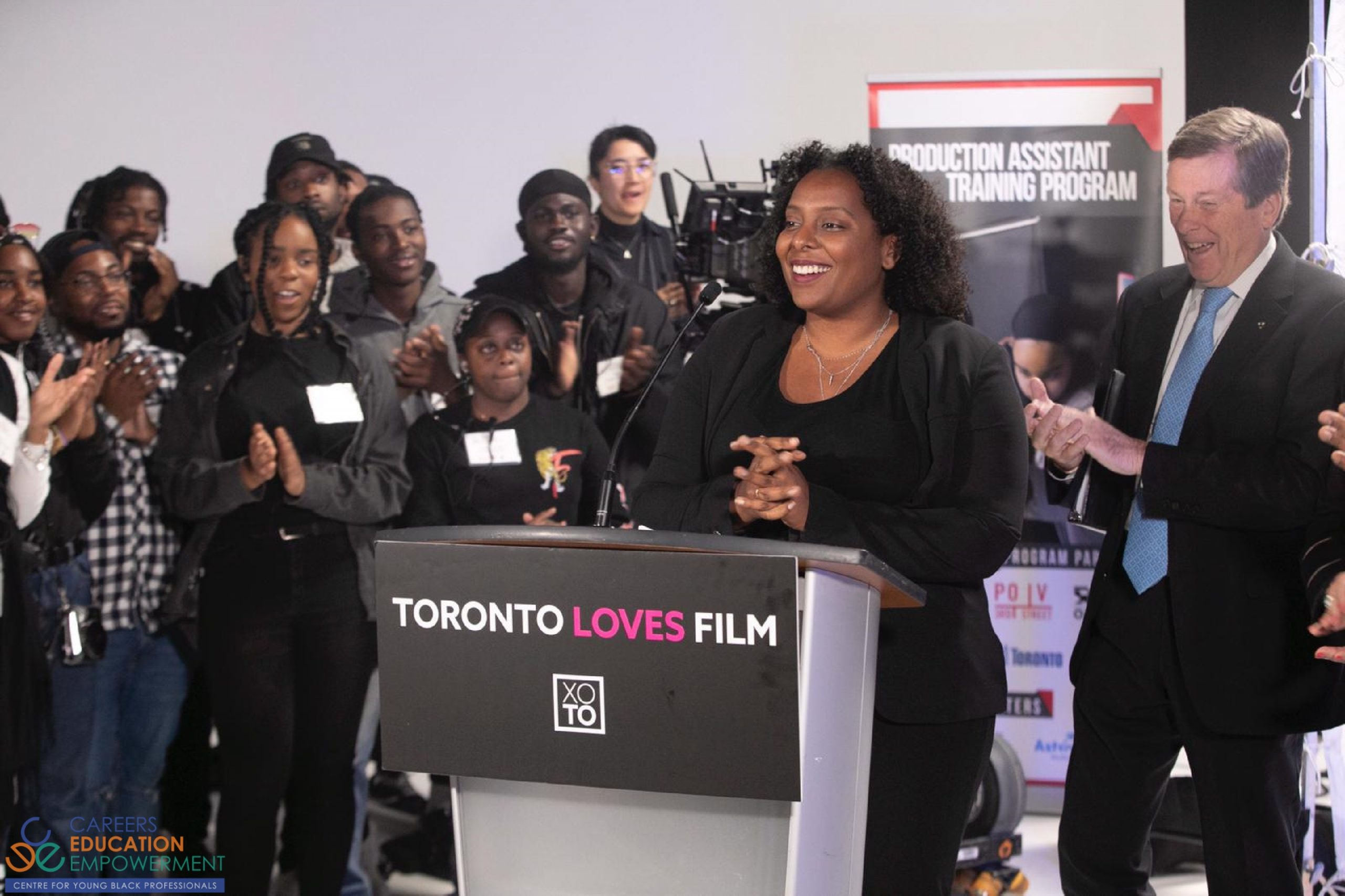 South Asian Bar Association of Toronto Partners with CEE Centre For Young Black Professionals