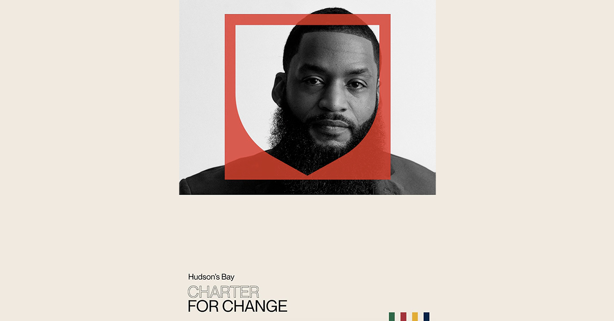 Hudson's Bay Foundation Launches Hudson's Bay Charter for Change With a $30 Million Investment to Accelerate Racial Equity in Canada